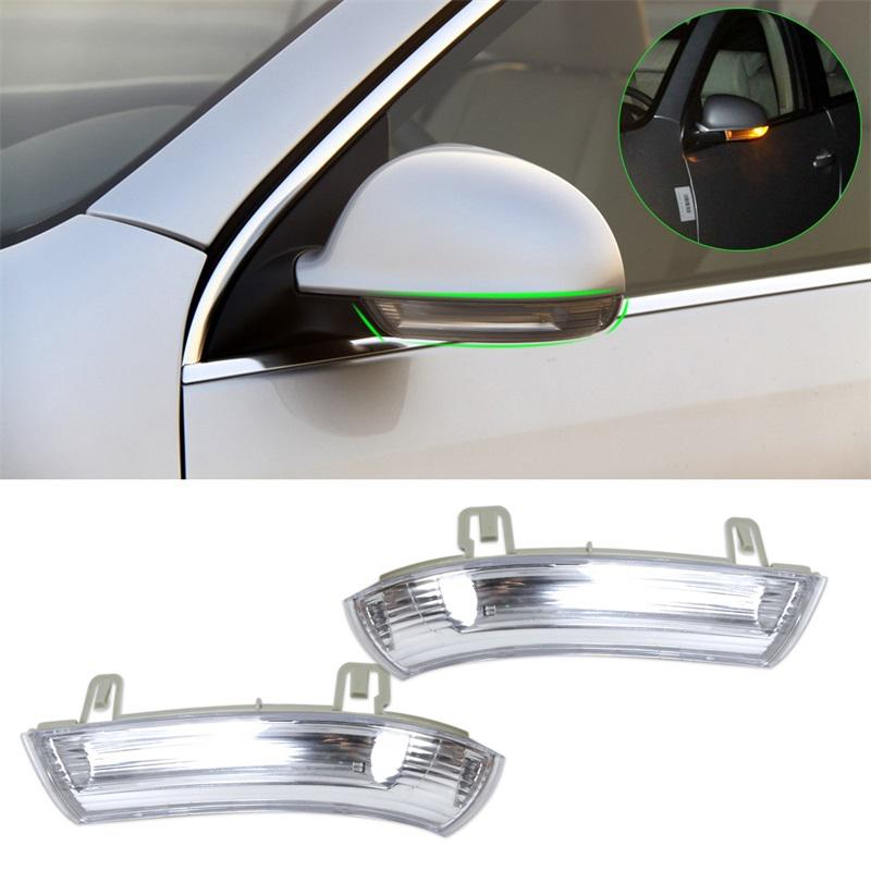 Right Wing Mirror Indicator Light LED Bulb Right Side Wing Mirror Turn Signal Light