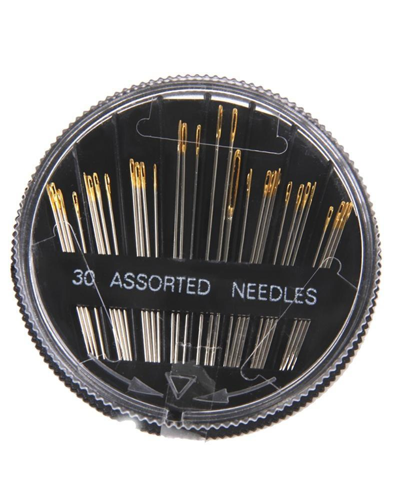 Embroidery Mending Craft Quilt Case Sew 20pcs x1 Assorted Hand Sewing NEEDLES