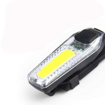 b1f0cf83851 Rechargeable COB LED USB Mountain Bike Tail Light MTB Safety Warning  Bicycle Rear Light Bicycle Lamp