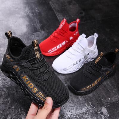 Kids Sports Shoes Boys Girls Walking Sneakers Children Mesh Tennis Running Shoes Casual Shoes Sneakers
