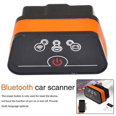 Vgate iCar2 ELM327 V2 1 bluetooth OBD2 Code Reader Diagnostic Scanner for  Android PC Random Color