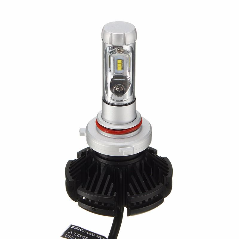 PULILANG H1 LED Headlight Bulbs,360 Degree Full Emitting Headlight Conversion Kit 60W 16000LM 6000K White Highly Recommended for Projector Headlights