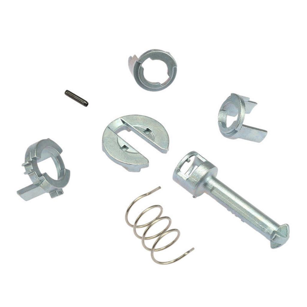 7pcs Lock Repair Kit suitable for B M W E46 3 series 1998-2005 E46 Door Lock B M W Cylinder Repair Kit for Front Left and Right