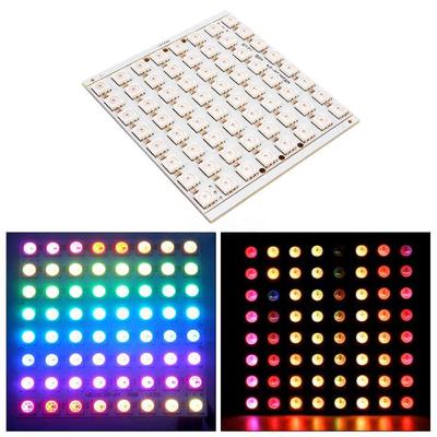DIY Kits 384Pcs LED Lights Digital Audio Music Spectrum Analyzer