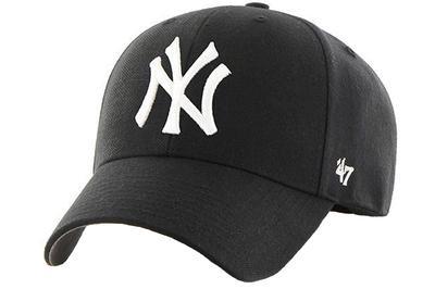 47 Brand New York Yankees MVP Cap B-RGW17GWSNL-PT