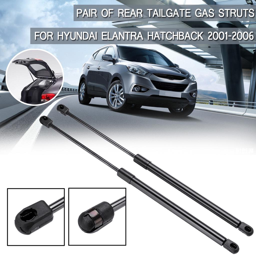 Qty 2 Tailgate Gas Springs Prop Lift Support Strut Fits Nissan Pathfinder 99-04