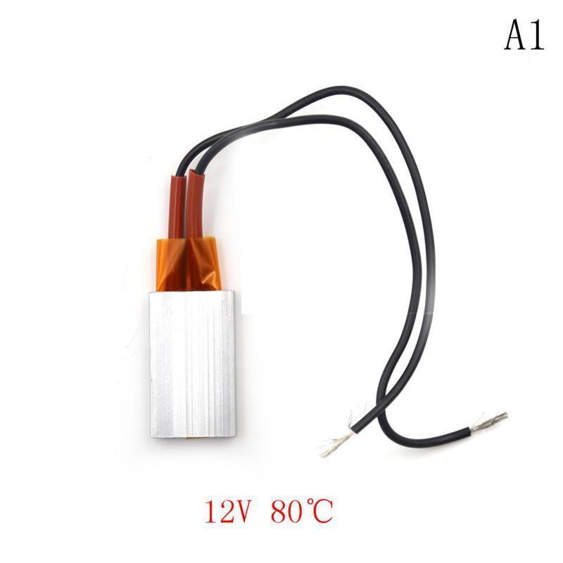 PTC Aluminum Ceramic Heater 12V 80°C
