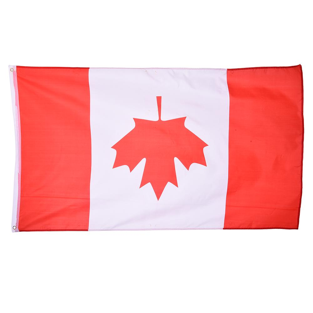 3/'x5/' World Country National Polyester USA Canada UK Germany Flags-Free Shipping