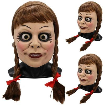 Big Mouth Funny April Fool/'s Day Sausage Thick Big Mouth Halloween Latex Mask DS