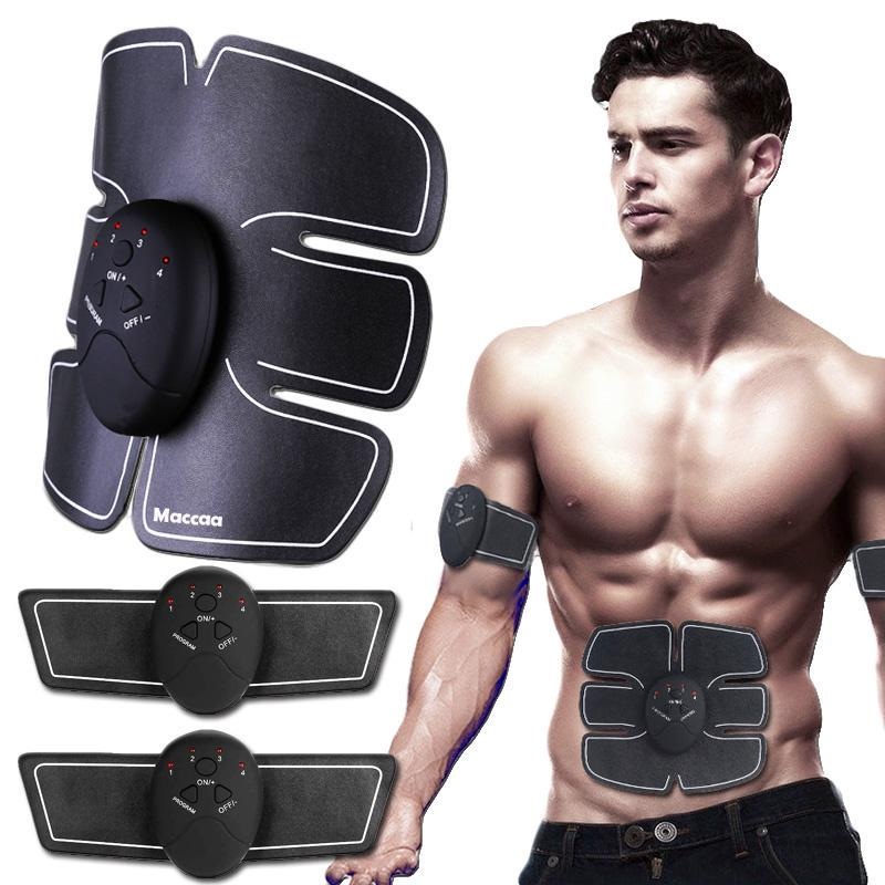 √√Professional EMS Muscle Training Muscle Trainer Fat Burning Fitness Kits Abs