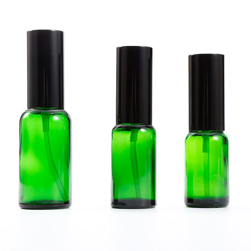 12pcs 3ml U-shape glass roll on bottle metal//glass roller ball
