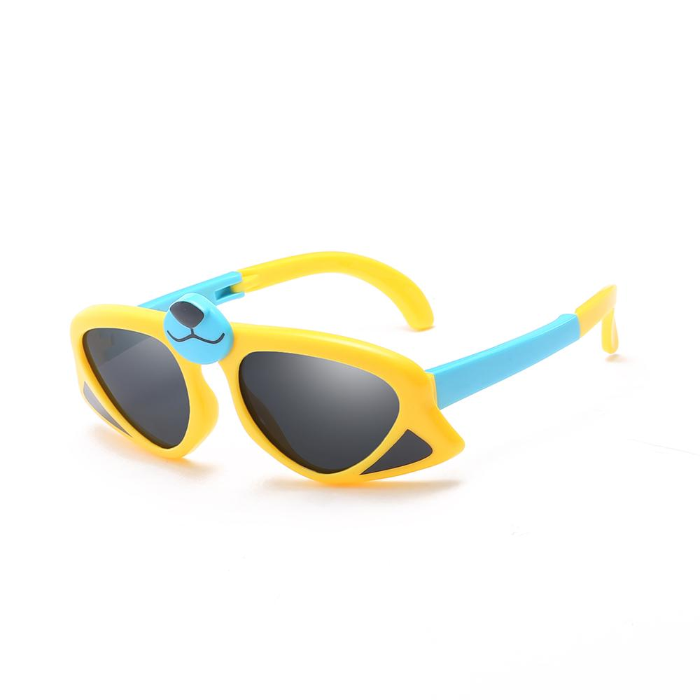 16d5903dfb Children Cartoon Personality Baby Uv protection Silicone Polarizing  Sunglasses-buy at a low prices on Joom e-commerce platform