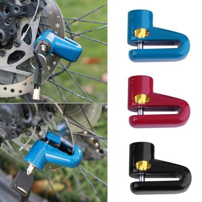 Lock Alarm Anti Theft Bicycle Security Bike Control Motorcycle Cycling Disc