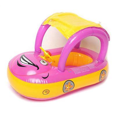 Children Inflatable Kids Baby Toddler Swimming Pool Swim Animal Model Car Seat Float Boat Ring Toys