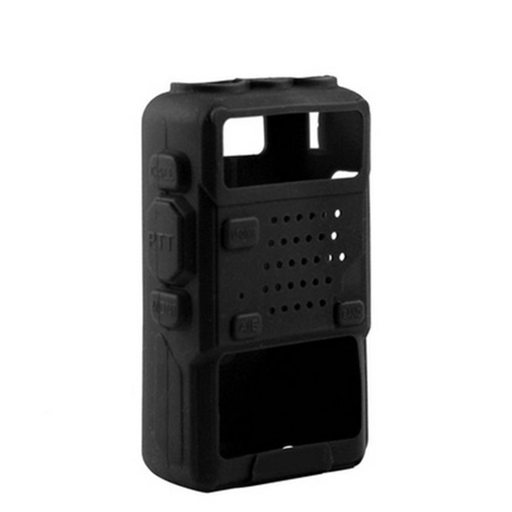 Two Way Radio Case Protective Cover Rubber Soft Set For Baofeng UV-5R UV-5RA