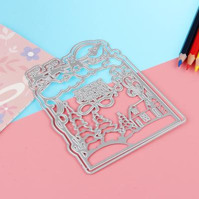 Music Heart Embossing Cutting Dies for Scrapbooking Decor Craft Card Making BS
