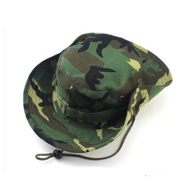 d64a2fbd364 The Boonie Bucket Hat Hiking Fishing Bush Cap for Outdoor Activites CP  Camouflage(Field Camo