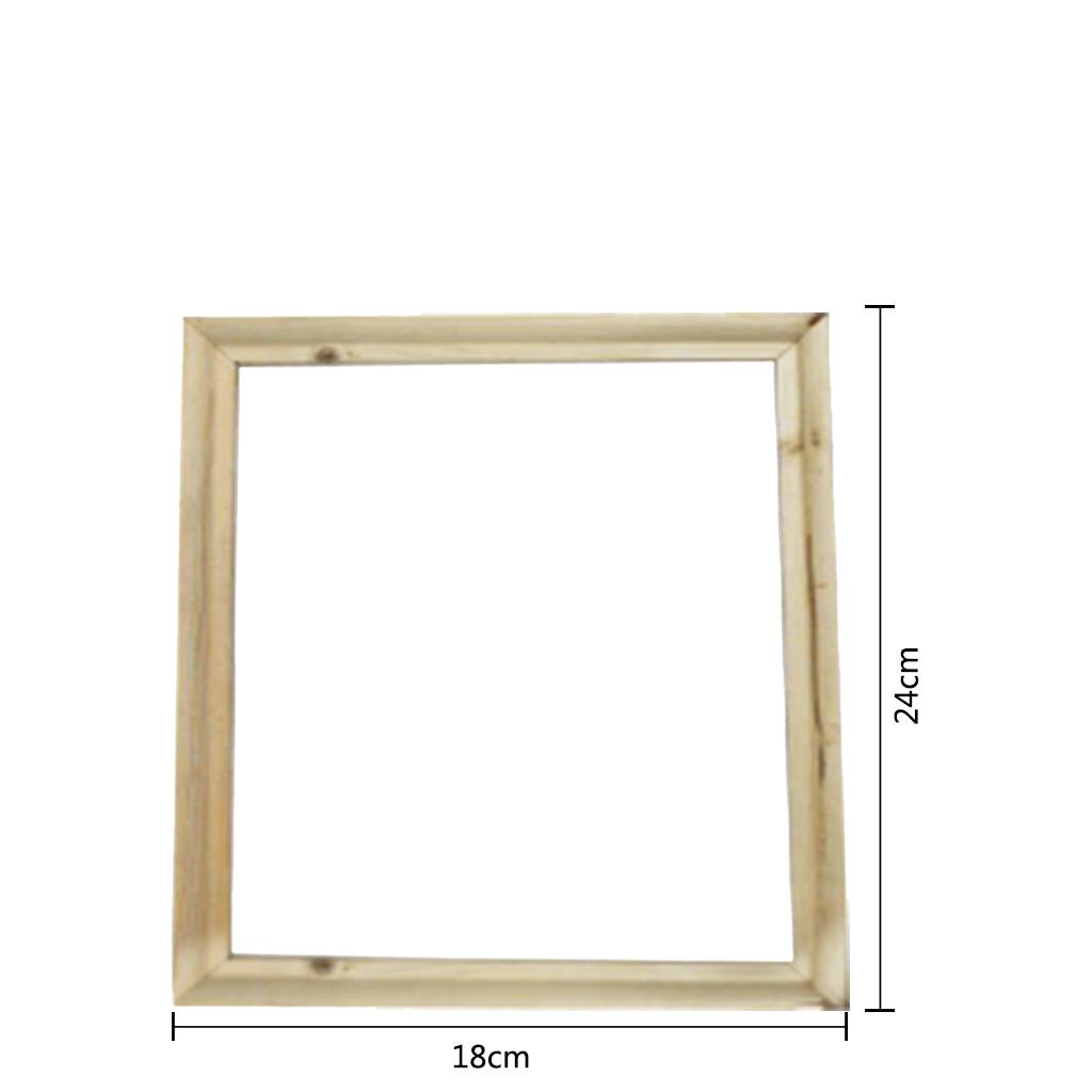 Wood Frame For Canvas Oil Painting Nature Diy Frame Picture Inner Picture Frame Buy From 3 On Joom E Commerce Platform