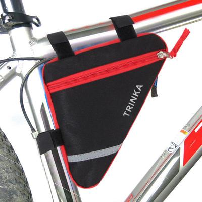 Waterproof Triangle Cycling Bike Bicycle Frame Front Tube Bag Saddle Pouch Bag