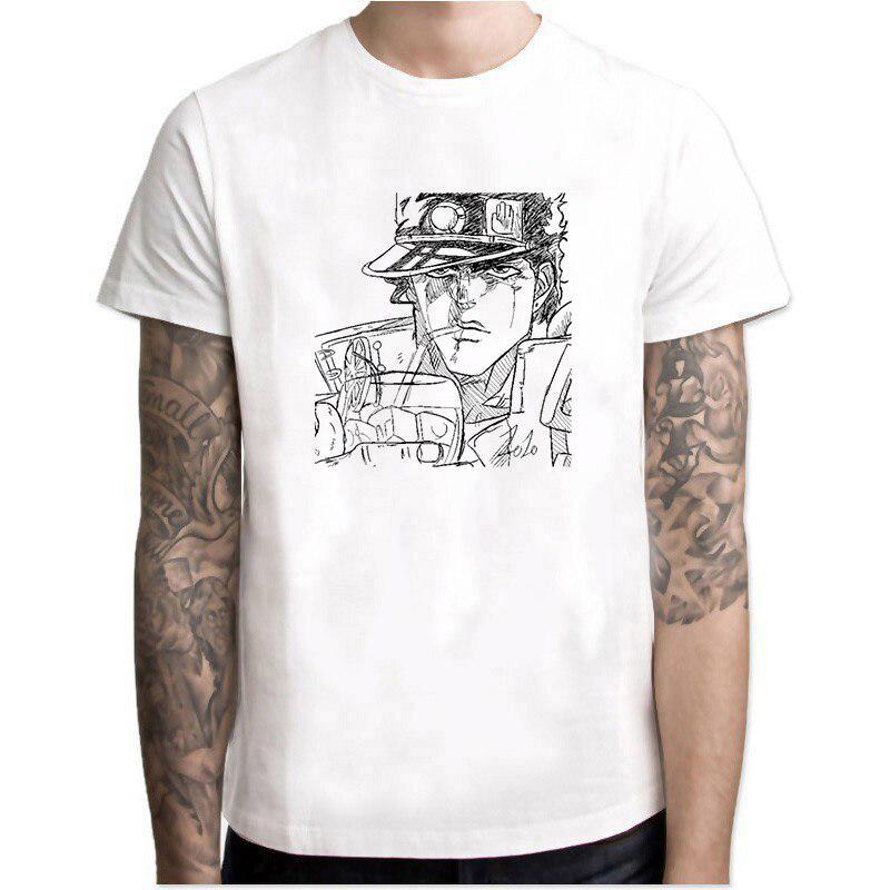 jojo/'s bizzare adventure shirt anime