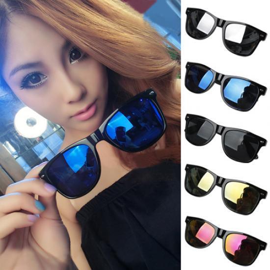 太阳镜批发男女新款偏光太阳眼镜经典炫彩墨镜驾驶镜复古眼镜