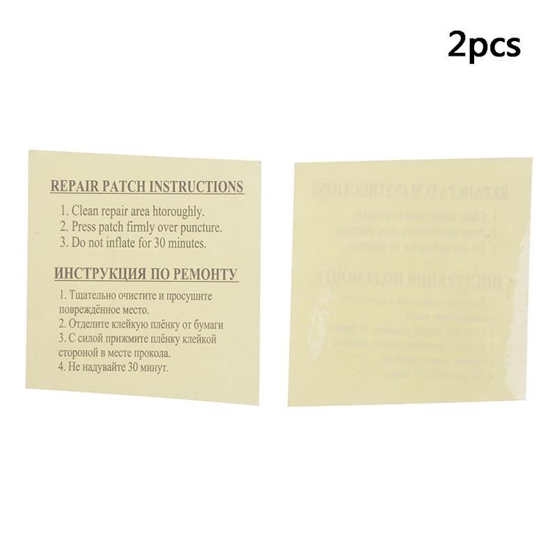 PVC Puncture Repair Adhesive Patch Inflatable Swimming Float Air Bed PatcheY`US