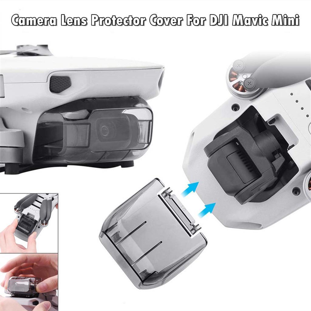 For DJI Mavic Mini Drone Gimbal Camera Lens Protector Cover DustProof Cap Parts