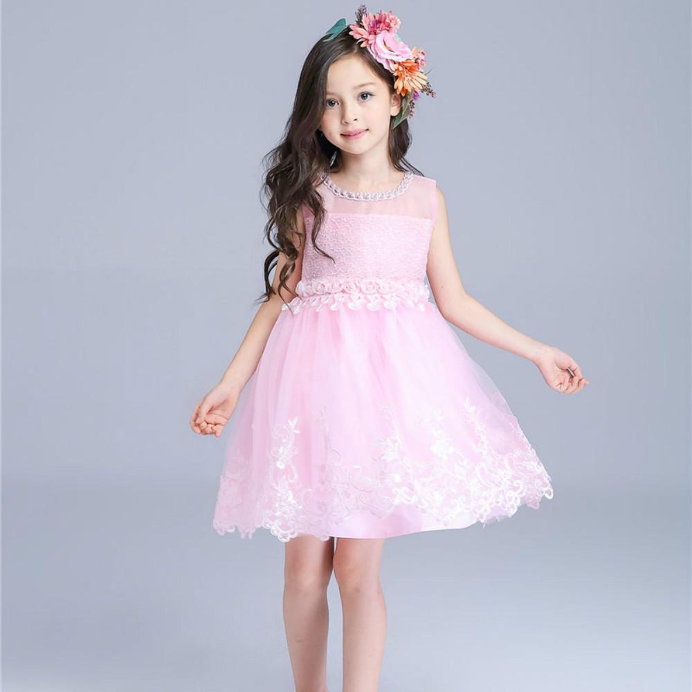 Niña falda de trébol amargo para cumpleaños infantiles princesa ...
