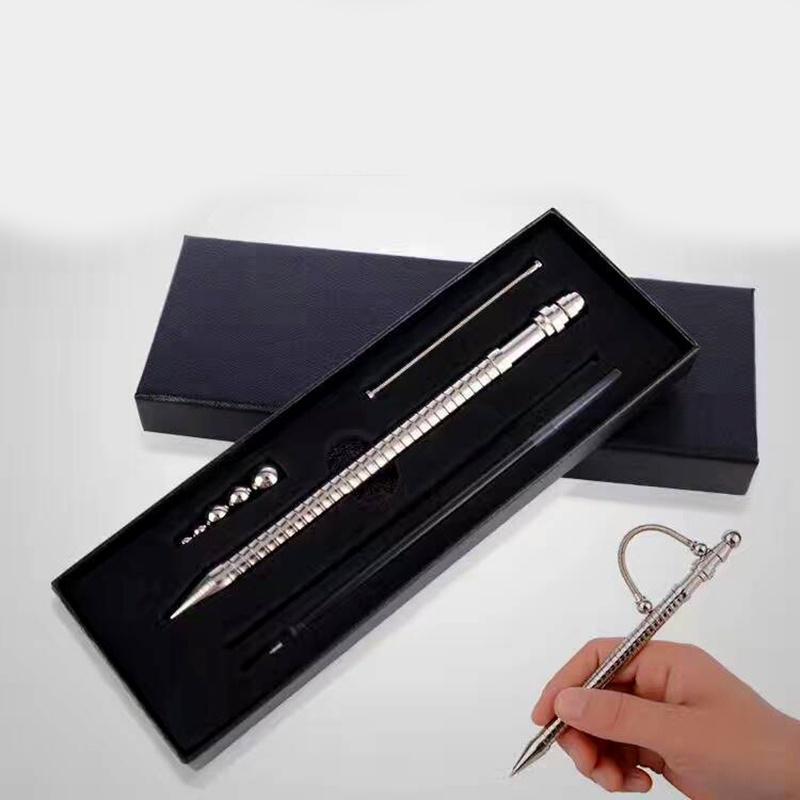 减压笔Think ink pen解压创意玩具Fidget pen磁性金属笔(发货带包装)