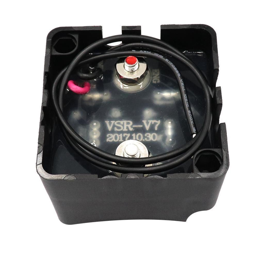 VSR VSR Automatic Charging Relay 125A Dual Battery Isolator Voltage Sensitive Relay