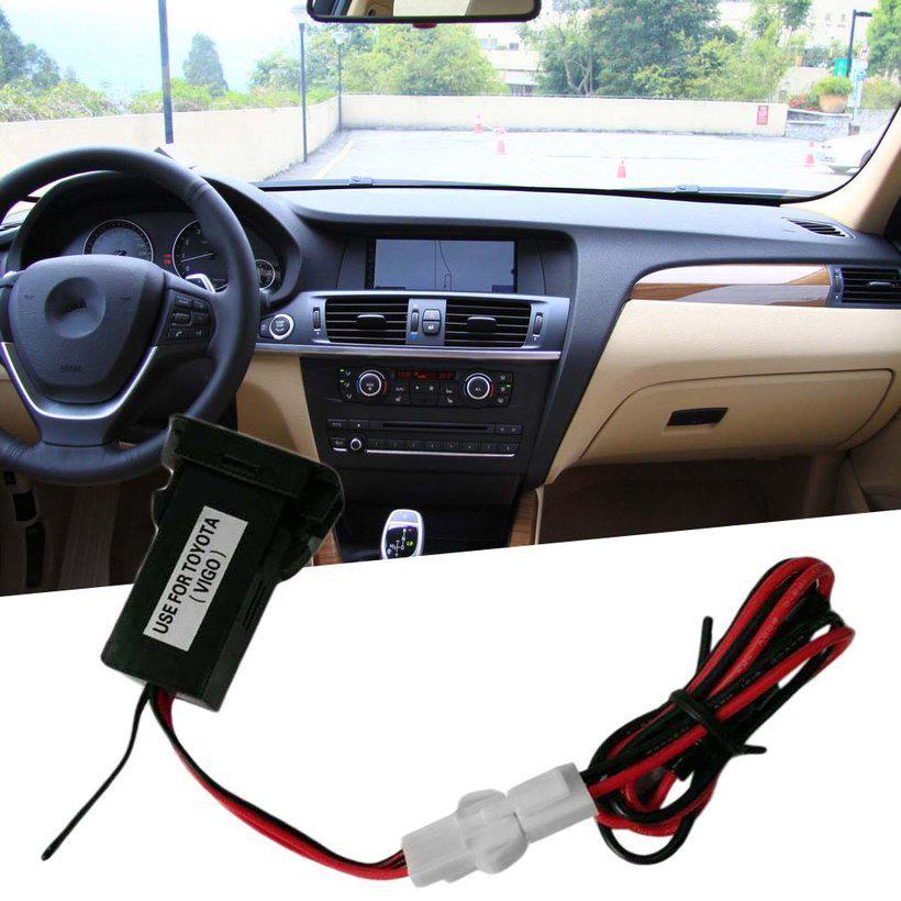 2 Usb 12v Auto Auto Encendedor Cargador Adaptador Para Toyota Vigo Doble Puerto Doble