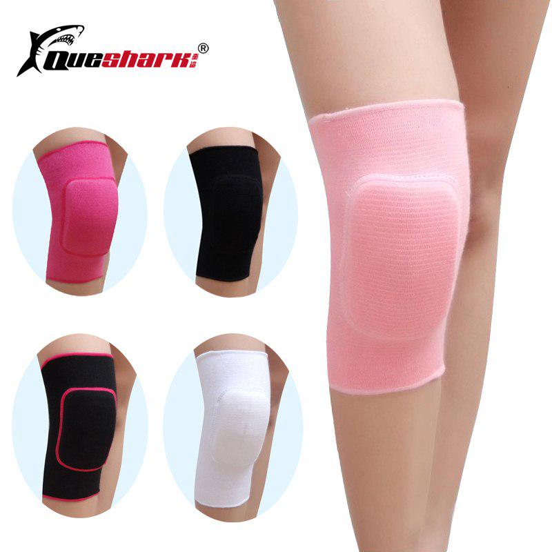 1pc Children Dance Knee Pad Yoga Sports Protecting Pad Safety Kneepad 3 Colors