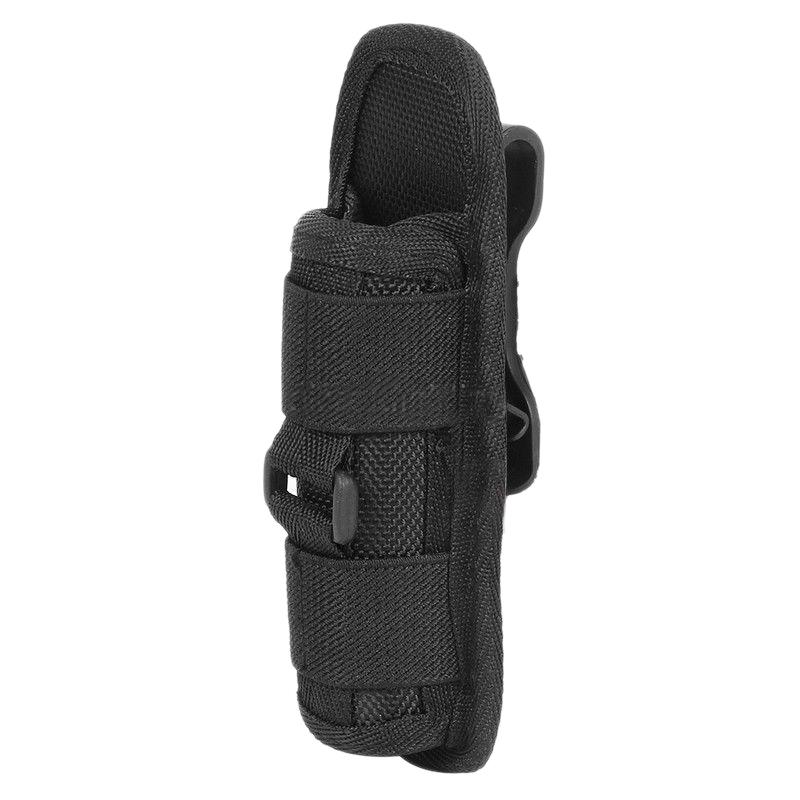 Outdoor Rotatable Flashlight Holster Pouch T9//T6//T6A//T6L//P1// P3//P6A//P8A Lamp