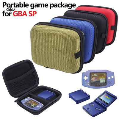 Organizer Box Carrying Bag Storage Lightweight Mesh Pocket Game Console Gameboy Advance SP