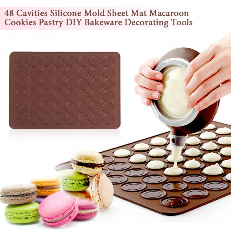Stainless Steel Cookie Fondant Mold Cake Soap Chocolate Baking Mould DIY