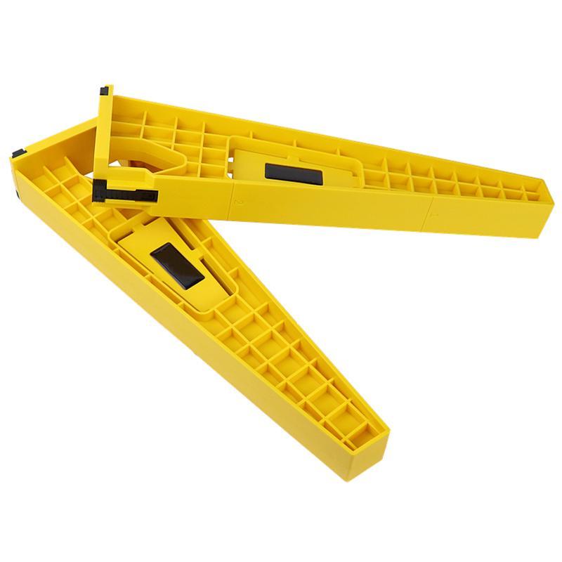 Locator Trou de per/çage r/églable pour armoire meubles de tiroirs bois avec forets de 5 mm