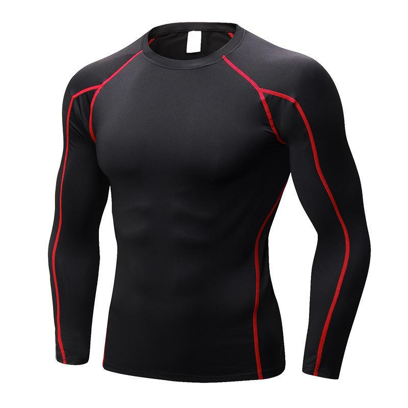 Men/'s Compression Cool Dry Legging Shirt Gym Entraînement Base Couches à séchage rapide Set
