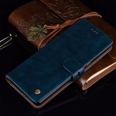 Business Men Women Fashion Leather Wallet Phone Case for iPhone Samsung Huawei Honor Xiaomi Redmi