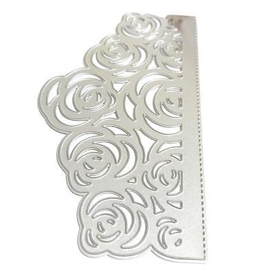Various Shape Paper Card Cutting Dies Stencil DIY Scrapbook Handmade Silver Grey