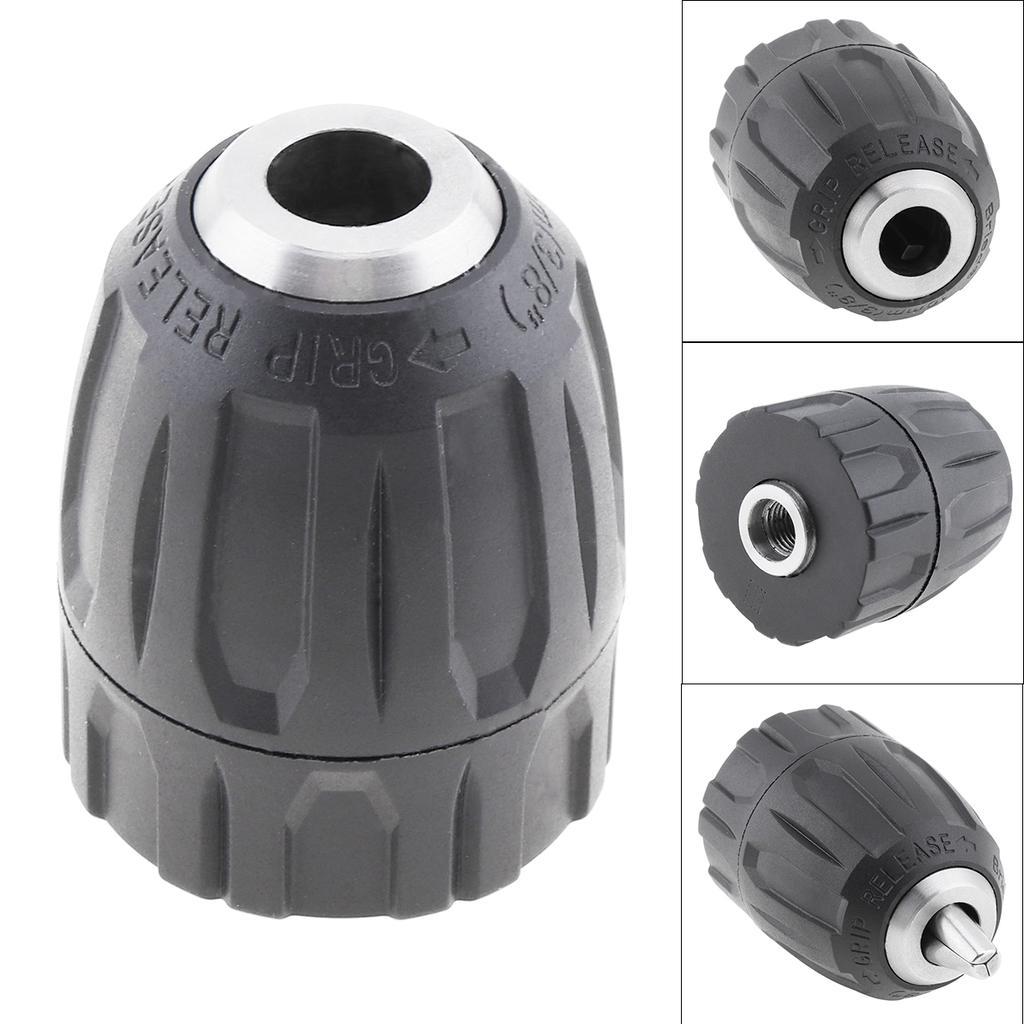 0.3-8mm Mini Small Electric Keyless Drill Chuck Portable Handheld Drill Chuck