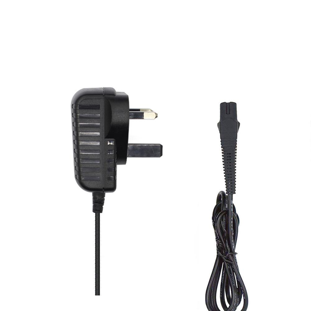 Universal Replacement Braun Shaver Charger 12v Power Cord Adapter For Razor Series 9, 7, 5, 3, 1,
