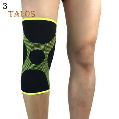 Professional Breathable Sports Knee Pad Bandage Brace Basketball Tennis Cycling Knee Support