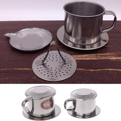 Vietnamese Coffee Filter Stainless Steel Maker Pot Infuse Cup Serving Delicious Buy At A Low Prices On Joom E Commerce Platform