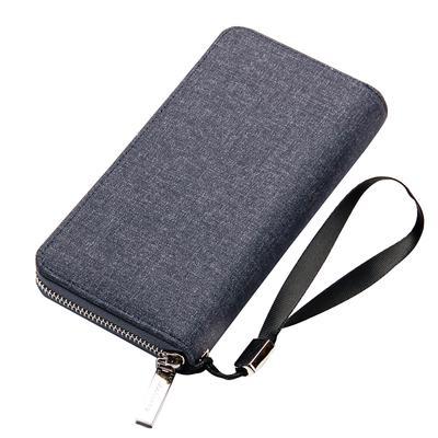 1da43dffdfe0 Твердых юноша сцепление кошелек молния дизайн долго карты держатель  бумажника для мужчин