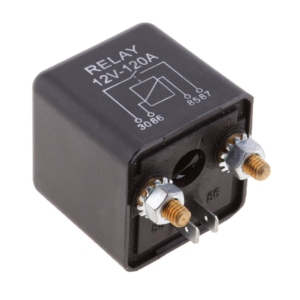 400V 4000A Car Auto Heavy Duty Split Charge ON/OFF Relay Switch 40  Terminals buy at a low prices on Joom e commerce platform