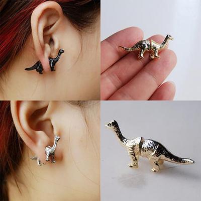 3D Rabbit Dinosaur Scorpions Animal Charm Women Girl Stud Earrings Xmas Gifts