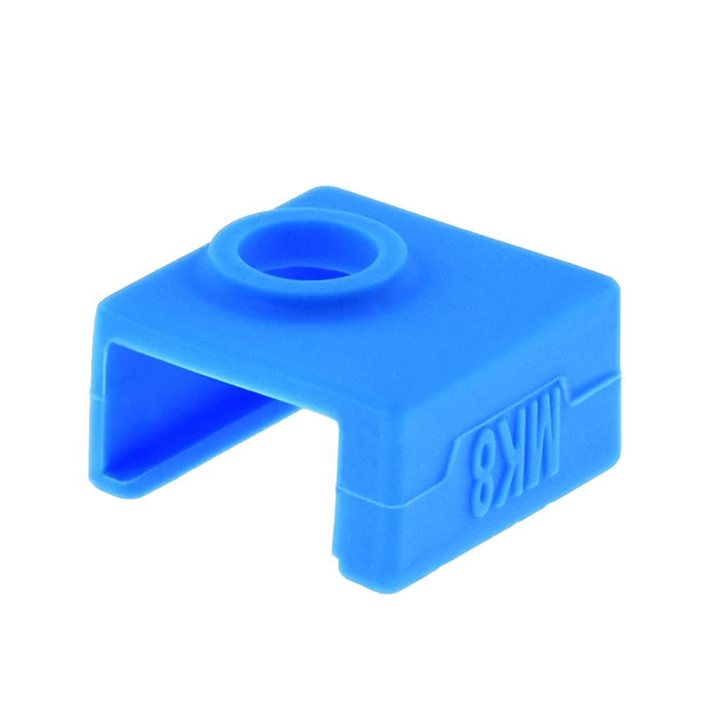3D Printer Silicone Sock Heater Block Cover for MK7 MK8 Hotend Heater Protect