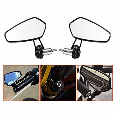 6/_Side Mirror Shade Rain Snow Visor Guard Clear Cover Molding 2Pcs For AUDI Car