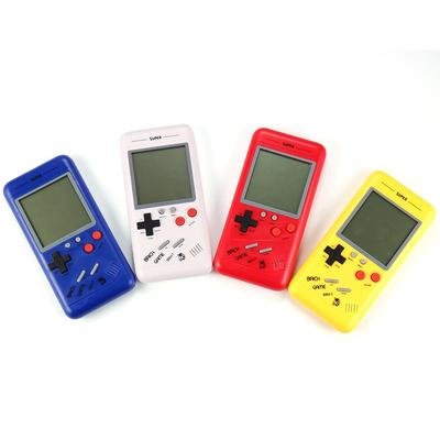 Tetris Game For Children Students Nostalgia Puzzle Built In Variety Of Games Small Handheld Game Buy At A Low Prices On Joom E Commerce Platform