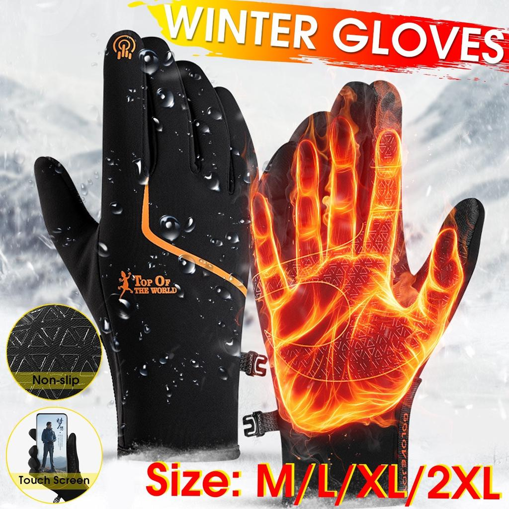 SAFETY Gloves Leather Motorcycle Pro Biker Screen Touch all Sizes Easy Driving